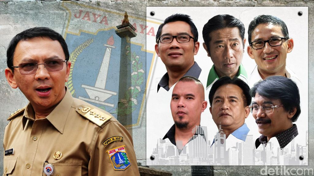 Tak Dilirik Gerindra di Pilgub, Ahok: Nggak Apa-apa yang Penting Nikita Pilih Gua