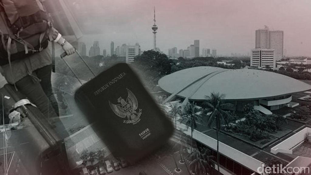 Istana: Paspor Hitam Hanya Bisa Diberikan Pada Diplomat