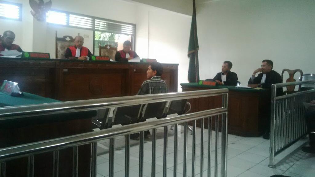Kasus Pencemaran Nama Fadli Zon, Aktivis Antikorupsi Dituntut Hukuman Percobaan