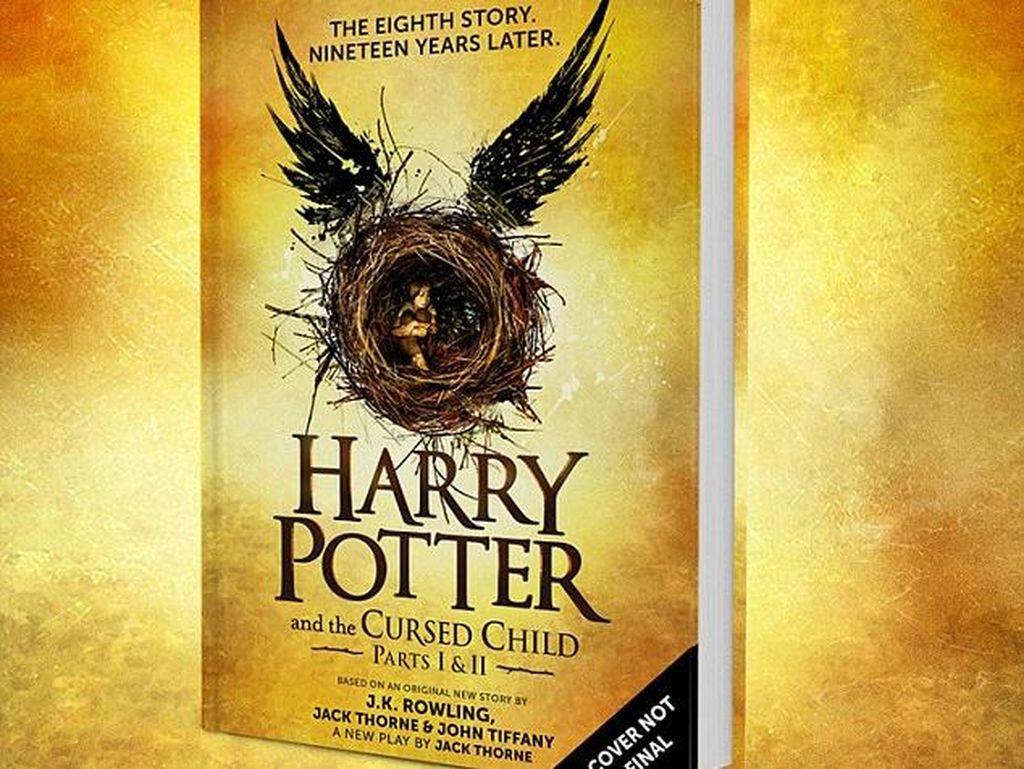 Buku Harry Potter ke-8 Siap Rilis Akhir Juli