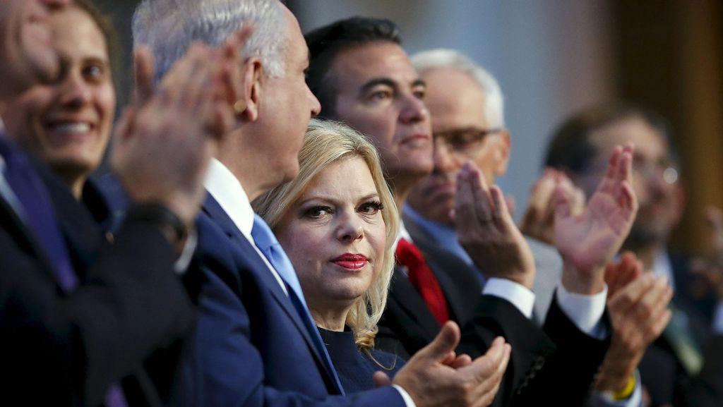 Pengadilan Israel Sebut Istri PM Netanyahu Kasar pada Stafnya