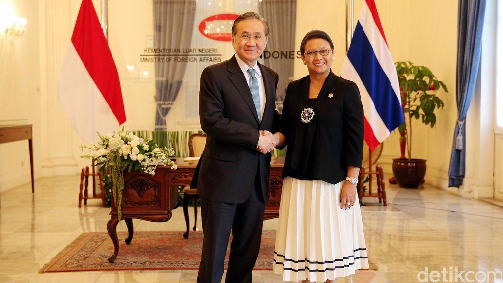 Indonesia-Thailand Pererat Kerjasama