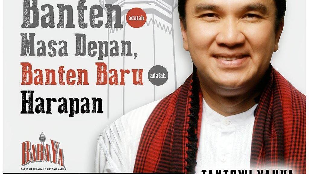 Putra Sulung Atut Minta Restu Ical Maju Pilgub Banten, Ini Kata Tantowi