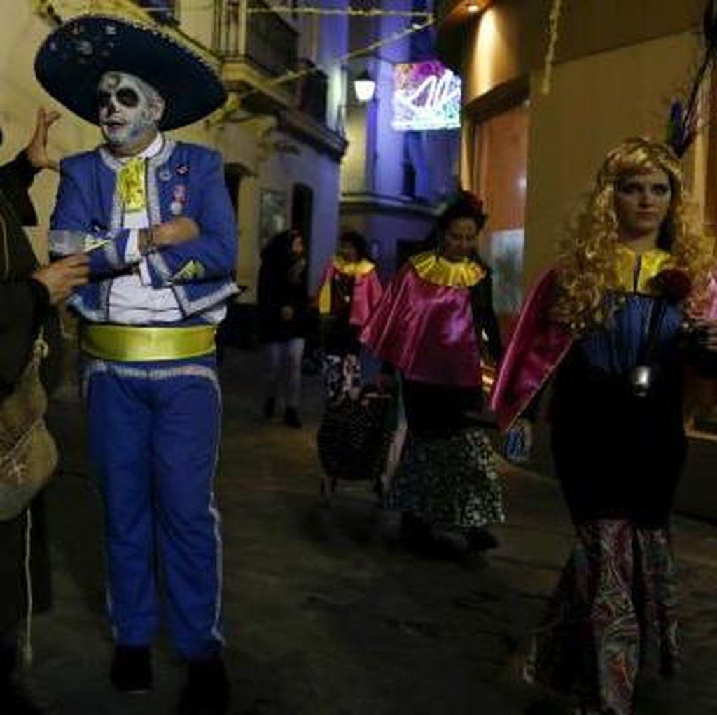 Ketahuan Absen Selama 6 Tahun, PNS Spanyol ini Didenda Rp404 Juta