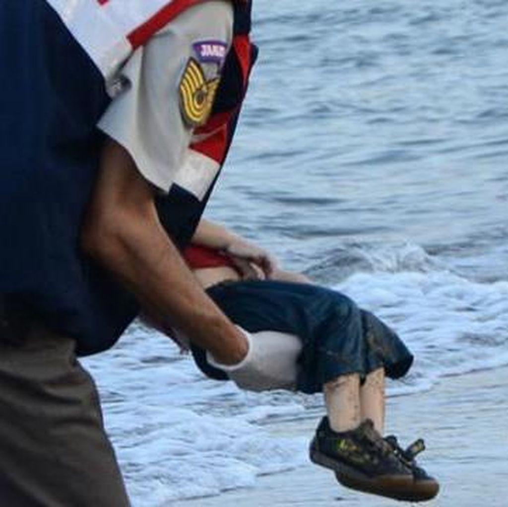 Turki Dakwa 2 Pria Terkait Tewasnya Pengungsi Bocah Laki-laki Suriah