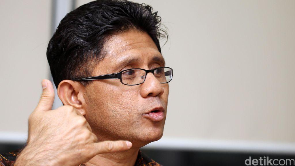 Pimpinan KPK Kaget Dengar Cerita Wakil Walikota Sorong Tak Pernah Lihat APBD