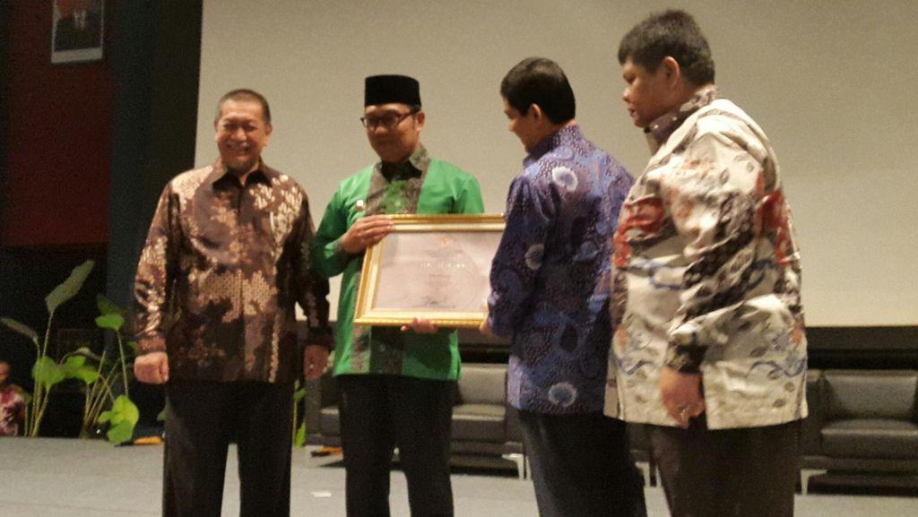 DI Yogyakarta dan Jatim Raih Predikat A untuk SAKIP, Jabar Cuma BB