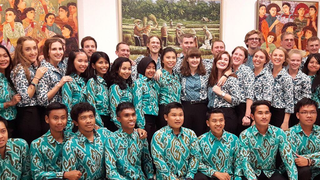 Ini Dia Kata dalam Bahasa Indonesia yang Paling Diingat Mahasiswa Australia