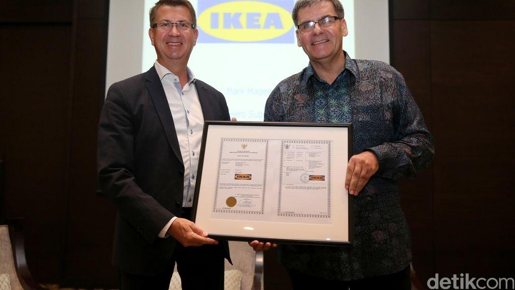 Kronologi Sengketa Merek IKEA Alam Sutera