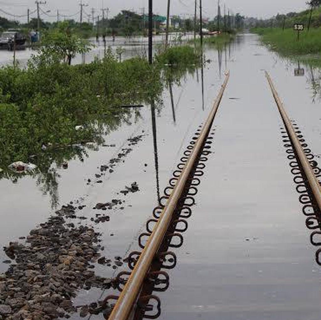 Ini Tiga Opsi yang Ditawarkan Daops 8 Imbas Banjir di Porong