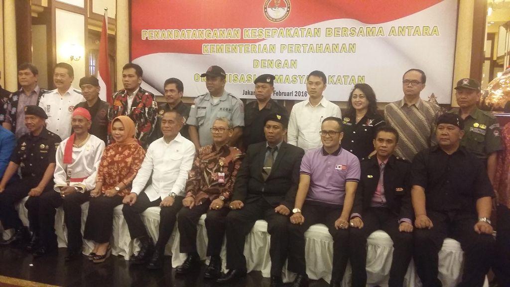Menhan: Timur Tengah Harus Contoh Indonesia Soal Kerukunan