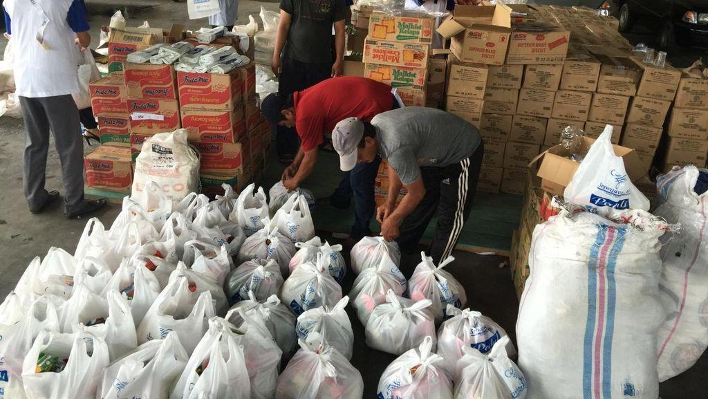 28 Ton Bantuan Banjir Disalurkan, Program Angkut Gratis ke Bangka Berakhir 19 Februari