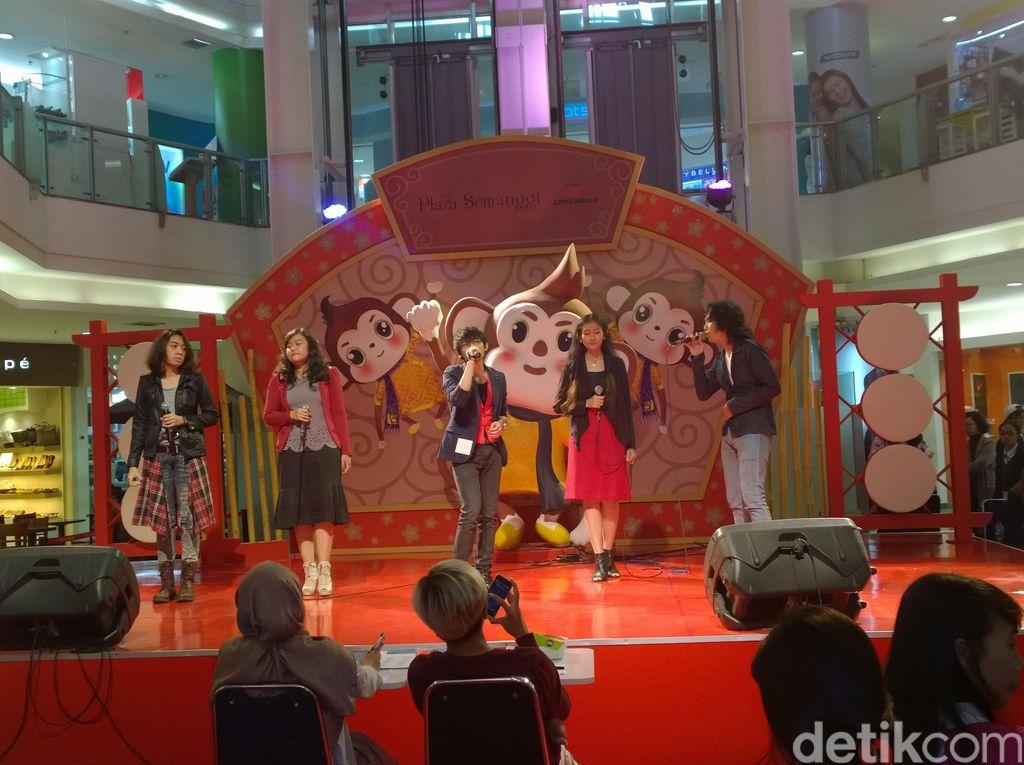 63 Peserta Berebut Masuk Final di K-Love Parade Season 2