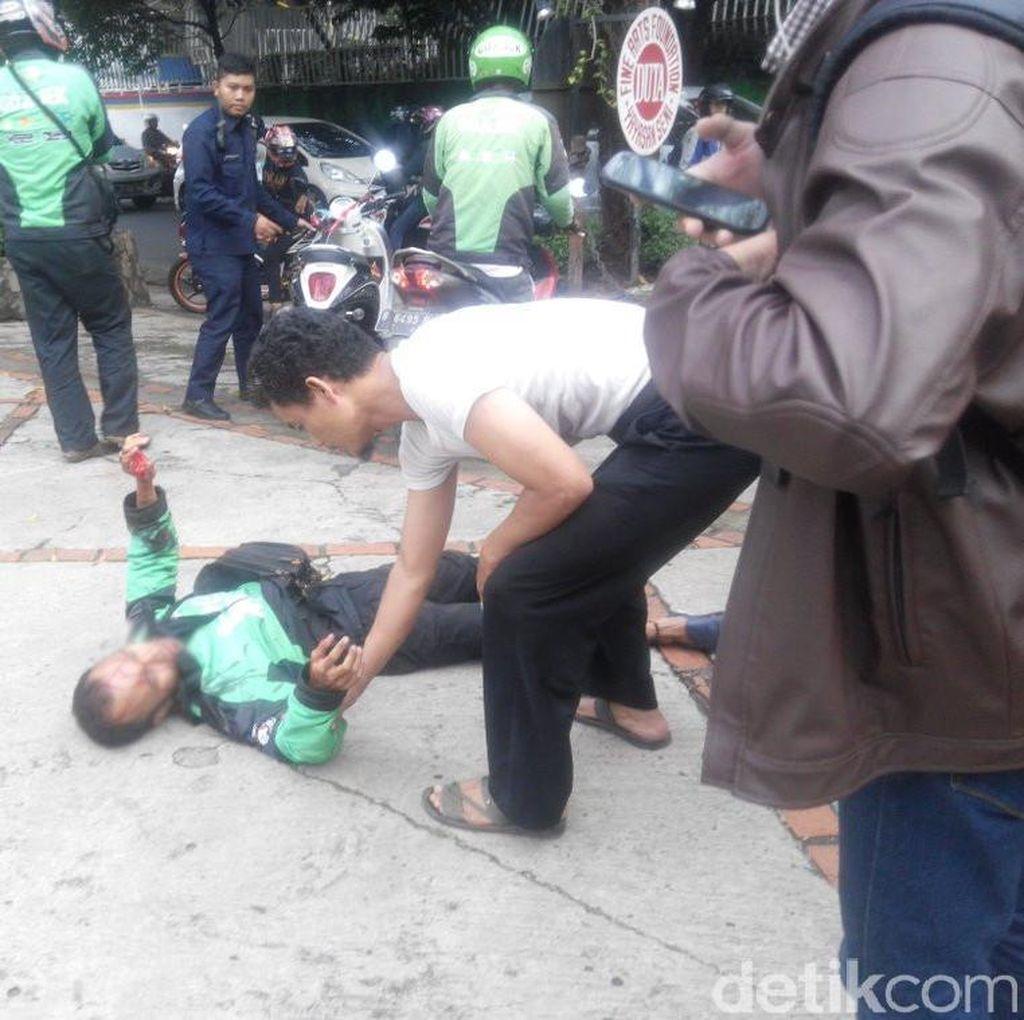 Polisi: Pelaku dan Driver Go-Jek Sempat Cekcok, Lalu Terdengar Tembakan