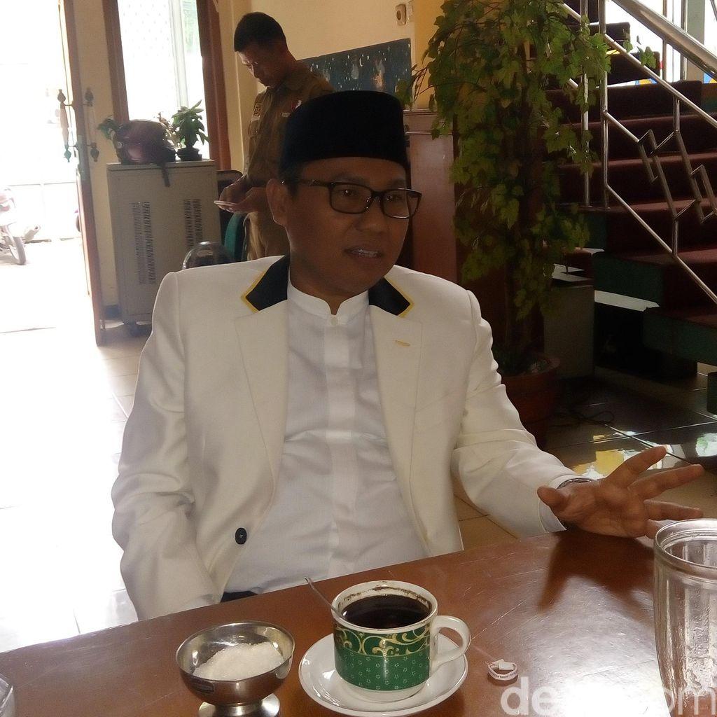 PKS Galang Koalisi Poros Kemajuan untuk Pilgub Banten 2017