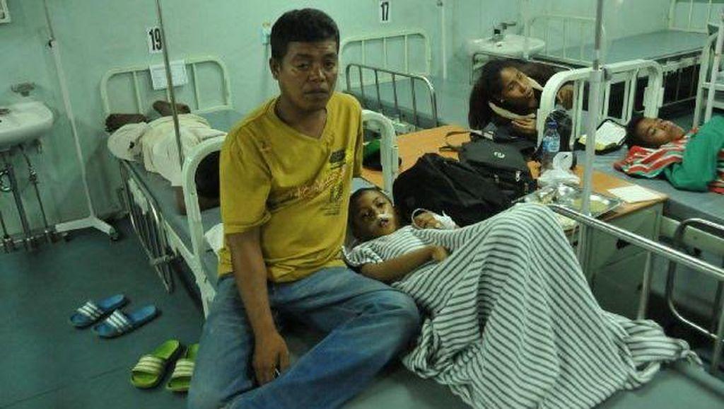 Di Ujung Indonesia, di Pulau Terluar Ada Bocah Evans yang Ingin Jadi Dokter