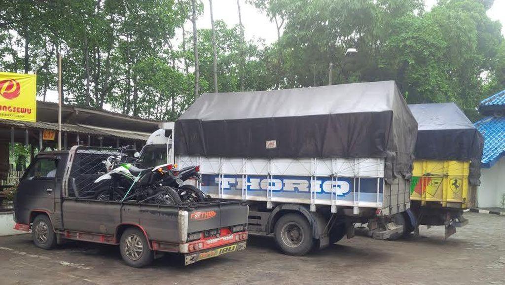 Pencuri Spesialis Rumah Kosong Kelompok Demit Diciduk, 2 Oknum TNI Terlibat