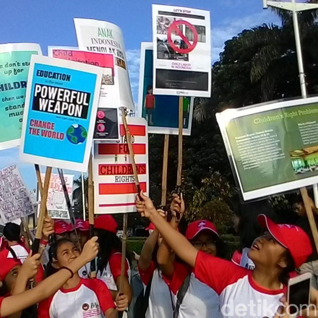 Stop Kekerasan Pada Perempuan dan Anak!