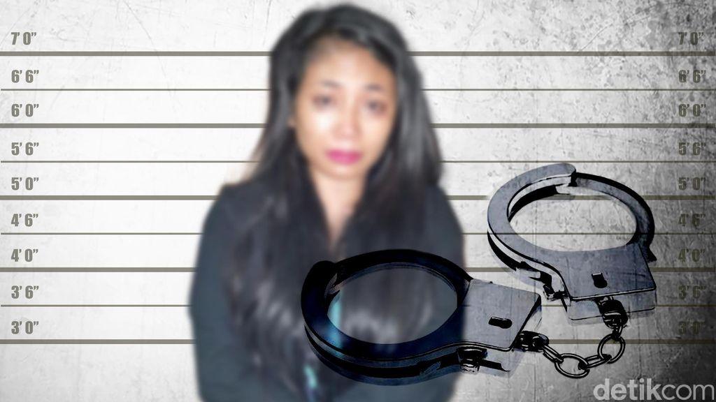 Wanita Ini Terlibat dalam Komplotan Perampok yang Ngaku Polisi