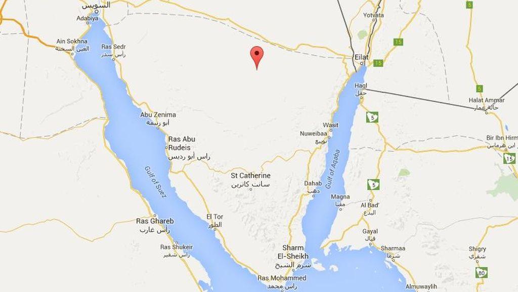 2 Tentara Mesir Tewas Saat Coba Jinakkan Bom di Pinggir Jalan