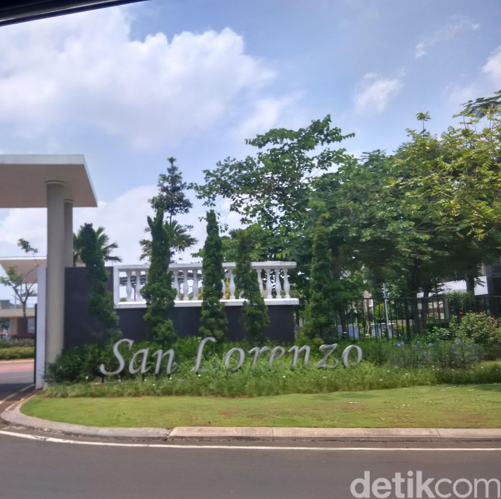 Melongok Rumah Mewah Pejabat MA yang Ditangkap KPK