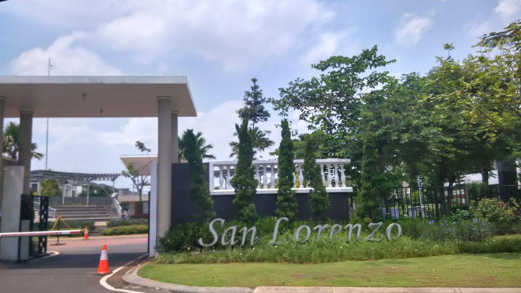 Rumah Pejabat MA yang Ditangkap KPK Kini Dibiarkan Kosong