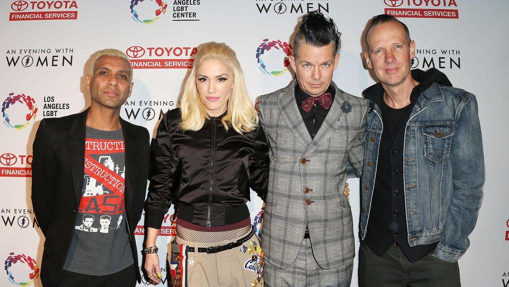 Gwen Stefani Dipecat dari No Doubt?