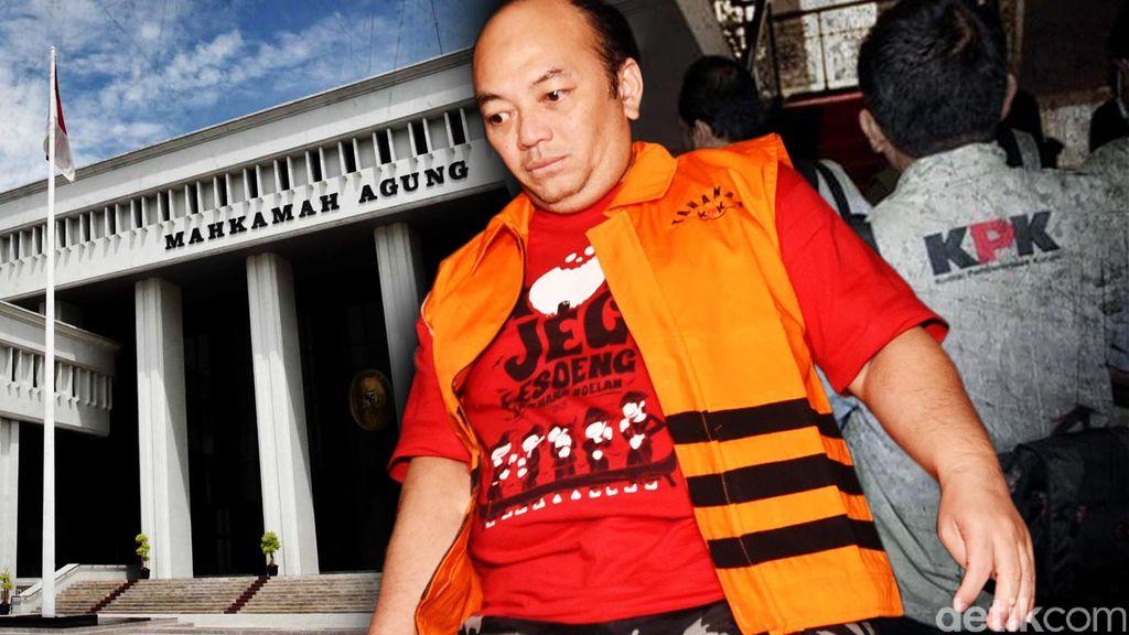 Pejabat MA Ditangkap KPK Sebulan Setelah Zona Bebas Korupsi MA Diluncurkan