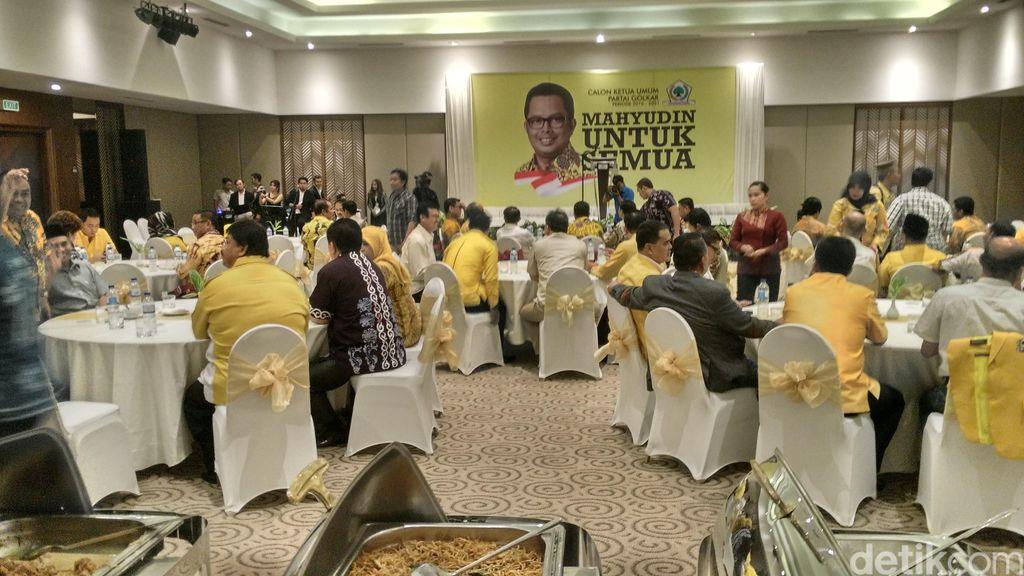 DPD Golkar Kalsel Konsolidasi Sebelum Pastikan Dukungan ke Mahyudin