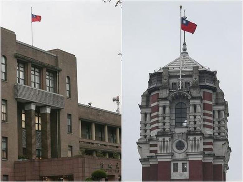 Gempa Tewaskan 116 Orang, Taiwan Kibarkan Bendera Setengah Tiang