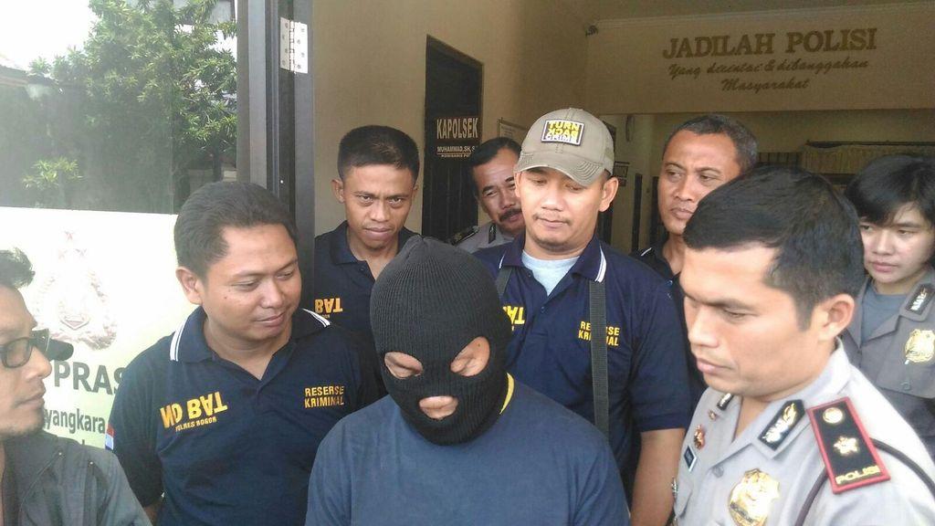 Polisi Tangkap Pelaku Pencabulan Anak di Citeureup Kabupaten Bogor