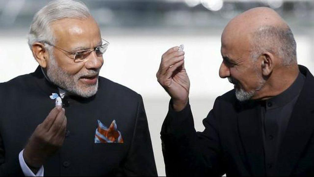 Ucapkan Selamat Ulang Tahun untuk Presiden Afghan, PM India Modi Salah Hari