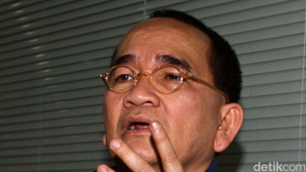 Ruhut: PD Partai Terakhir, Kalau Dipecat Aku Mau Independen