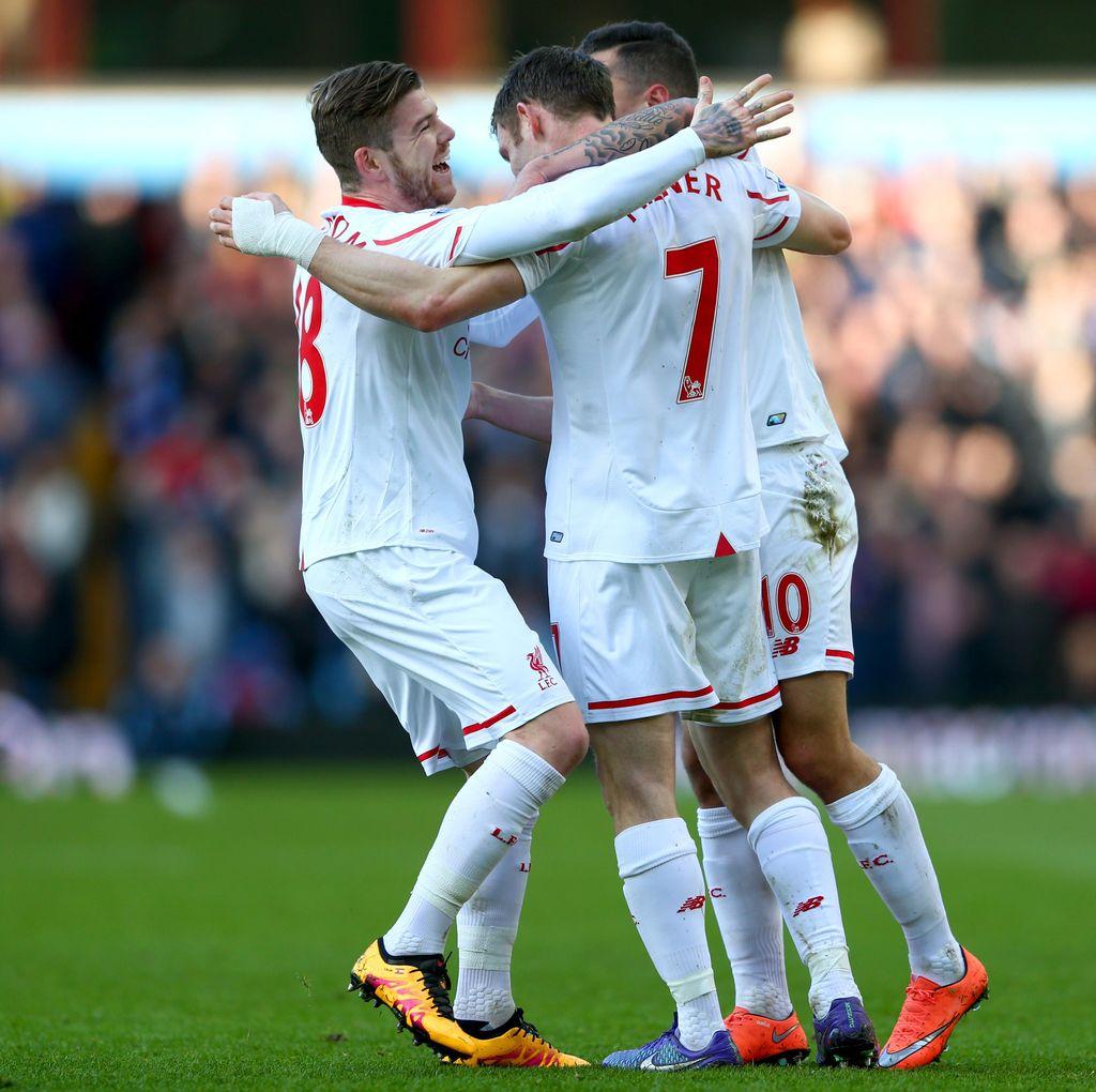 Suntikan Kepercayaan Diri yang Amat Dibutuhkan Liverpool