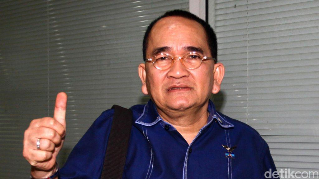 Dilaporkan Pemuda Muhammadiyah ke MKD DPR, Ruhut: Aku Tertawa Termehek-mehek
