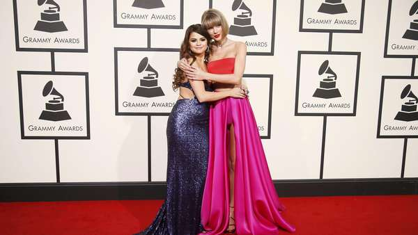 Taylor Swift dan Selena Gomez, Best Friends Forever!