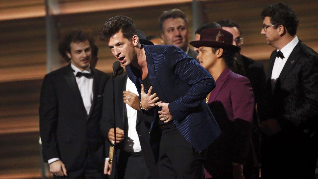 Menang Grammy, Uptown Funk Dituding Hasil Plagiat