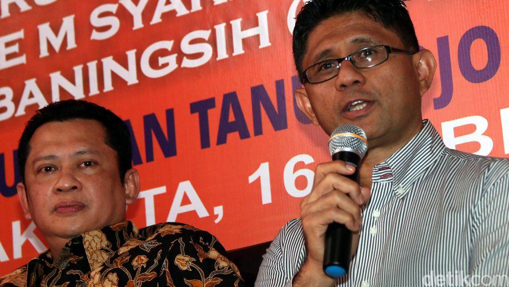 Rapat di DPR, KPK Dukung RUU Tax Amnesty Jika Tak Multitafsir