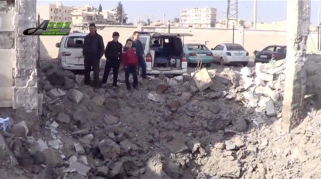 AS dan Rusia Sepakati Gencatan Senjata di Suriah, Termasuk Aleppo
