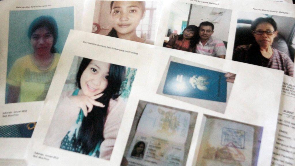 TKW yang Tak Bisa Pulang dari Malaysia Berangkat dengan Identitas Palsu