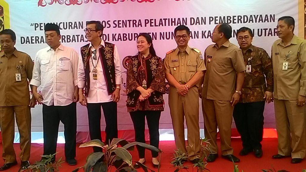 Poros Pelayanan TKI Diluncurkan di Nunukan: Permudah Pengurusan Dokumen
