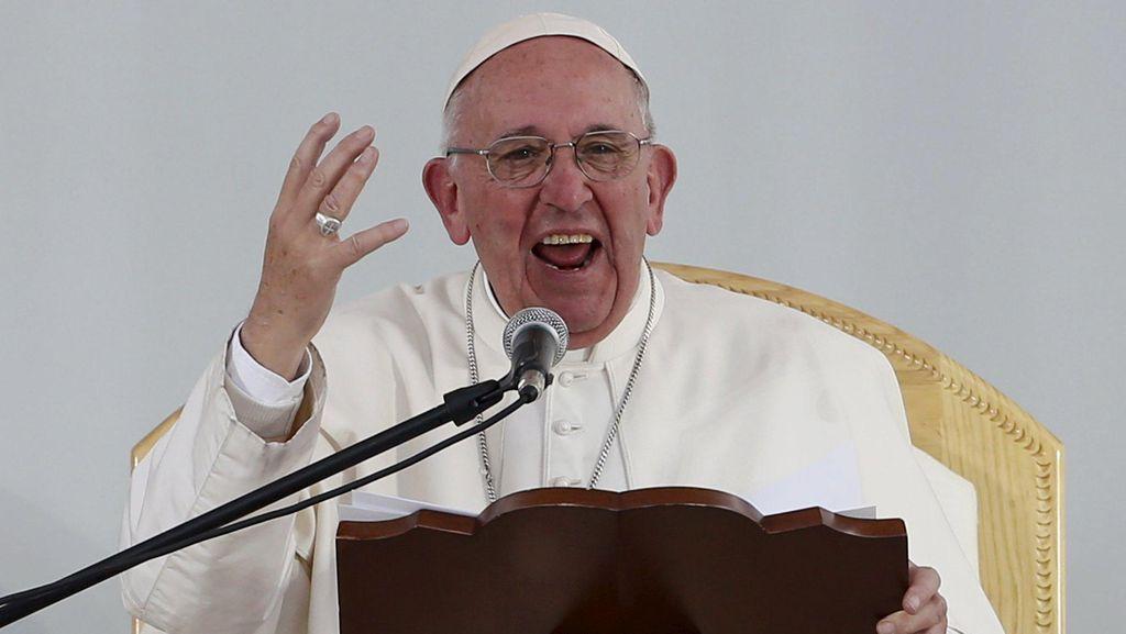 Bocah Italia Tewas Usai Diperkosa, Paus Fransiskus Kecam Paedofil
