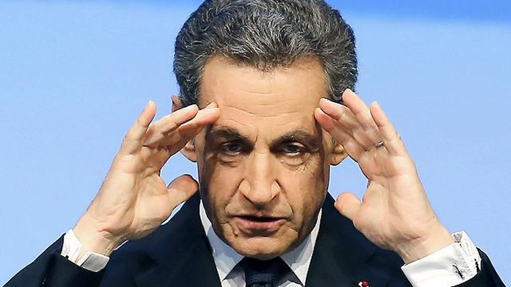 Mantan Presiden Prancis Sarkozy Diselidiki terkait Dana Kampanye