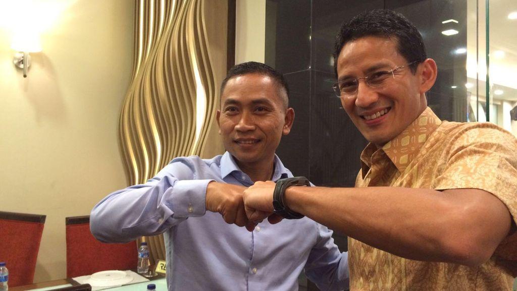 Digadang Jadi Cawagub Sandiaga, Yoyok: Saya Diajak Diskusi PKS-Gerindra
