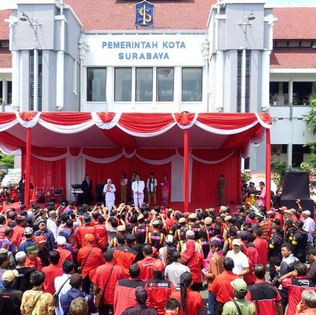 Peringkat I Pemerintah Terbaik, Pemkot Surabaya Siapkan Inovasi Layanan Publik