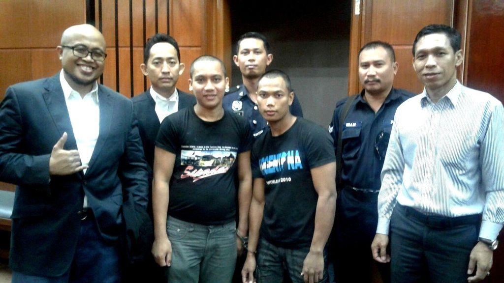 Dihukum 16 Tahun Bui, 2 WNI di Malaysia Bebas dari Ancaman Hukuman Mati