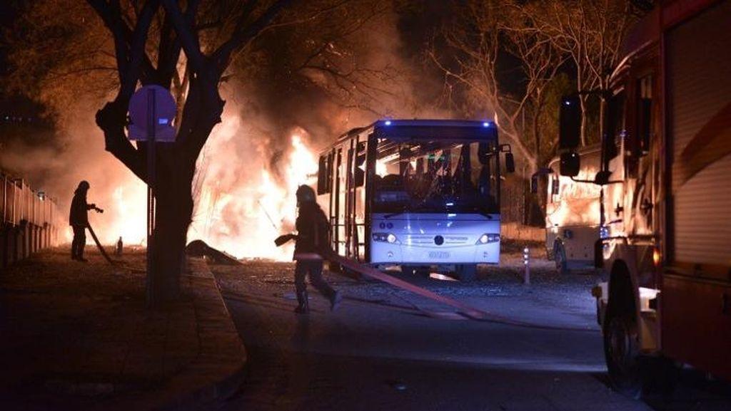 Tak Ada WNI Jadi Korban Bom Mobil di Turki