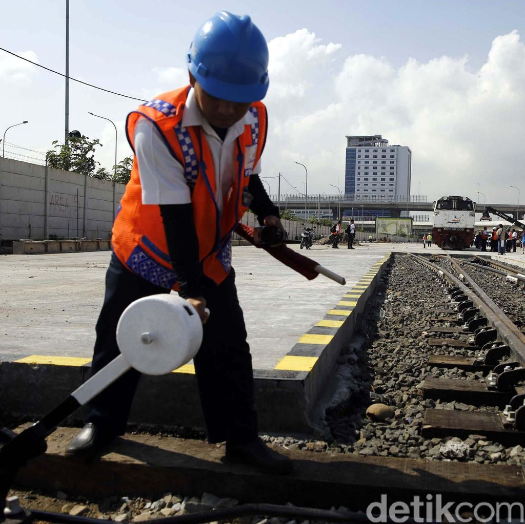 PT KCIC Kirim Puluhan Insinyur RI Belajar Kereta Cepat ke China