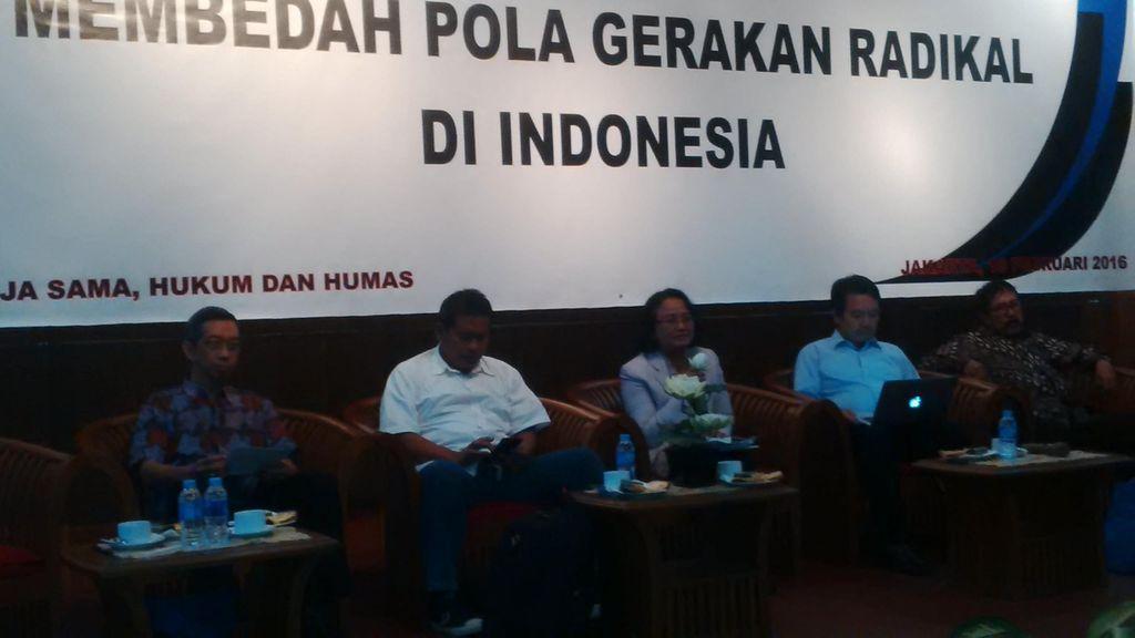 LIPI: Kalangan Mahasiswa Masih Jadi Incaran Gerakan Radikal di Indonesia