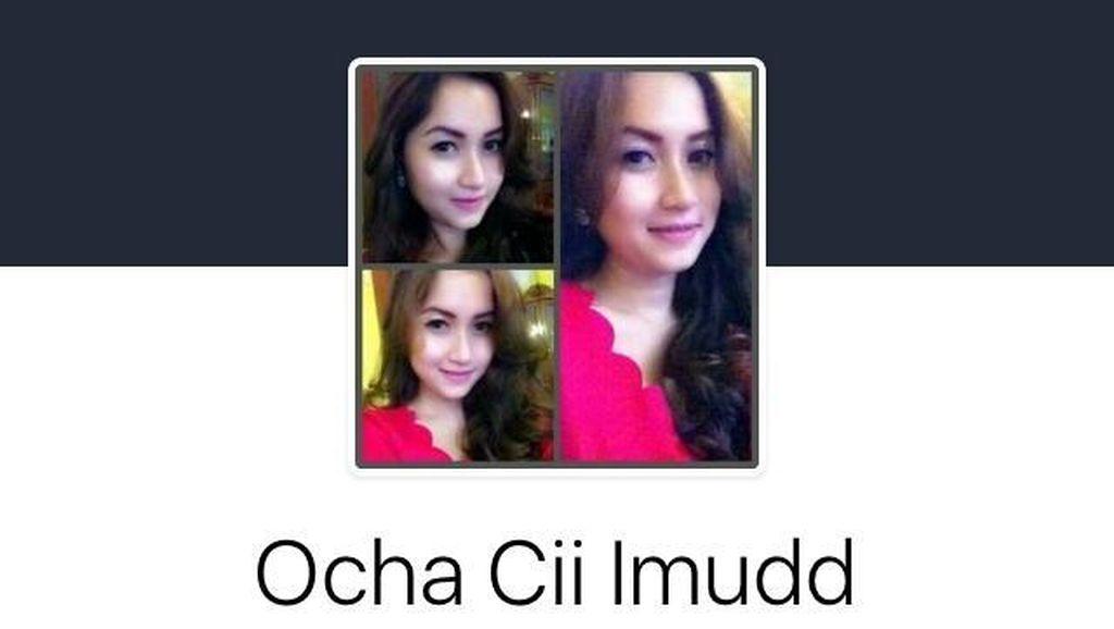 Jangan Tertipu Akun FB Wanita Cantik Ocha Cii Imud, Aslinya Lelaki